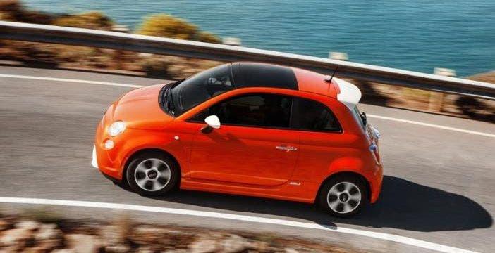 Fiat 500 elettrica nuova generazione USA