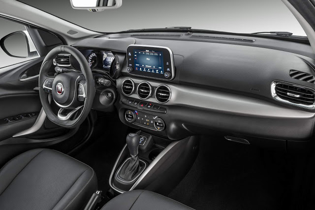 Fiat Argo Precision 2019 Brasile