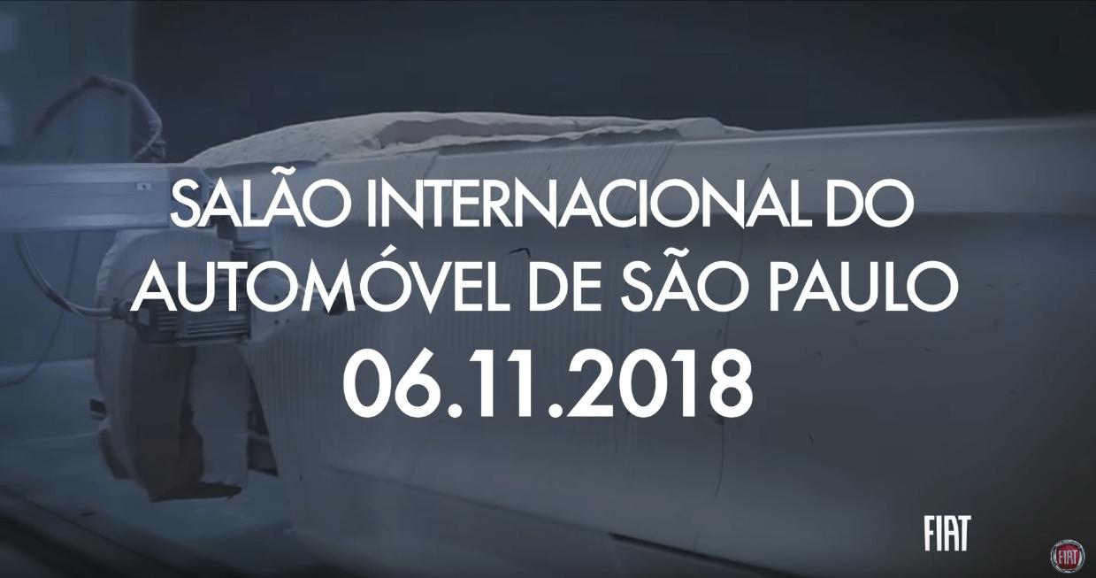 Fiat concept Salone auto São Paulo