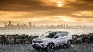 Jeep Compass 2019 Brasile