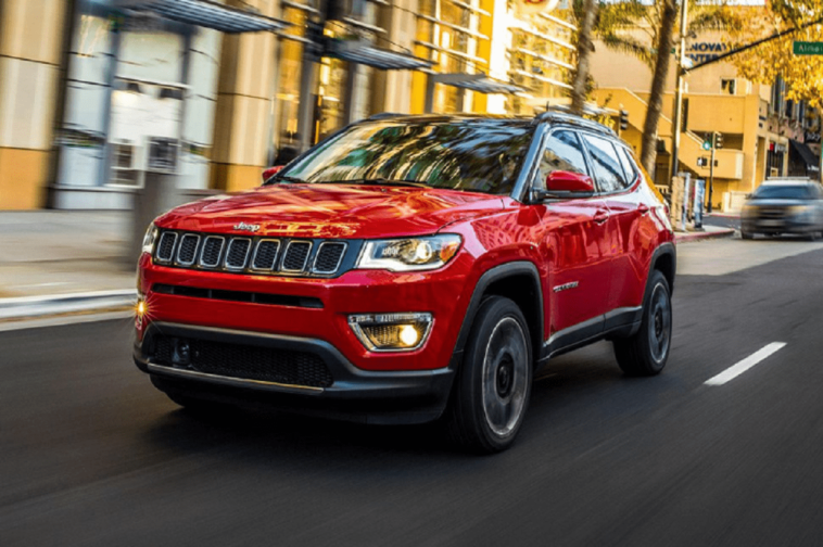 Jeep Compass No Smog Mobility 2018