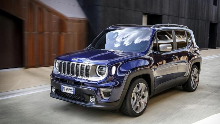 Jeep Renegade 2019 Brasile