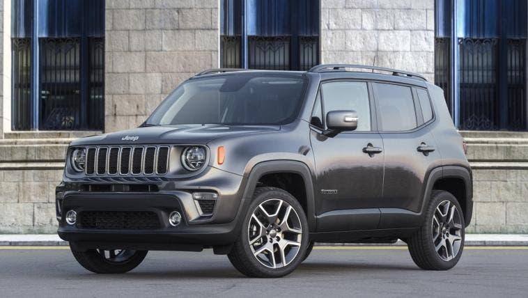 Jeep Renegade 2019 Stati Uniti nuovo motore
