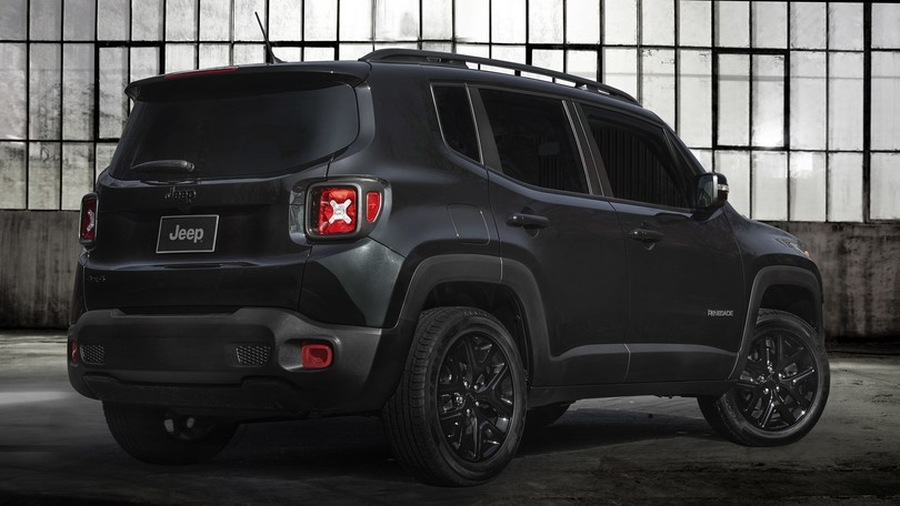 Jeep Renegade ibrido