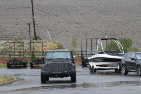 Jeep Scrambler debutto Los Angeles Auto Show