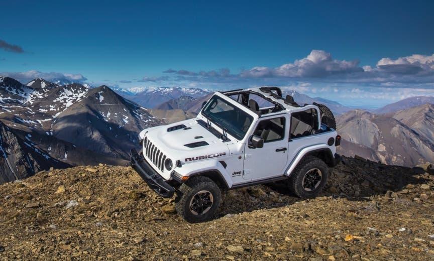 Jeep Wrangler 2018-19 FCA richiamo
