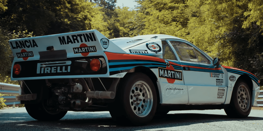 Lancia Rally 037 FCA Heritage video