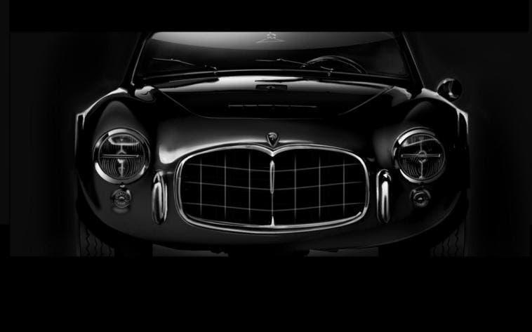 Maserati A6G/2000 Frua Ares Design