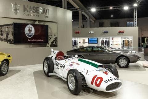 Maserati Auto e Moto d'Epoca 2018