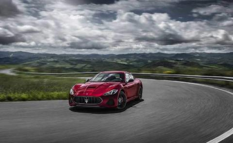 Maserati GranTurismo 2018 India