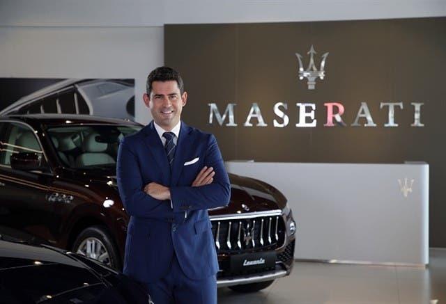 Maserati Iberia