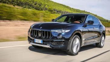 Maserati Levante 2019 debutto Australia
