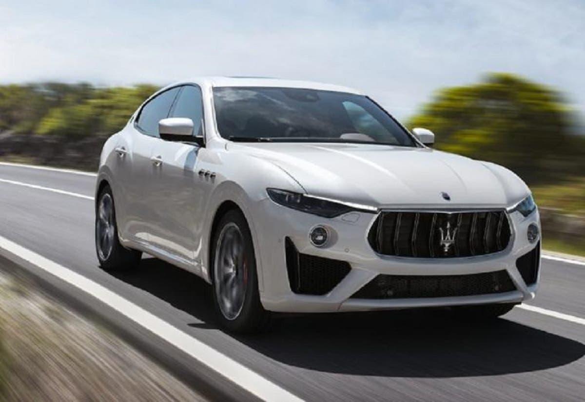 Maserati Levante GTS Texas truck rodeo 2018