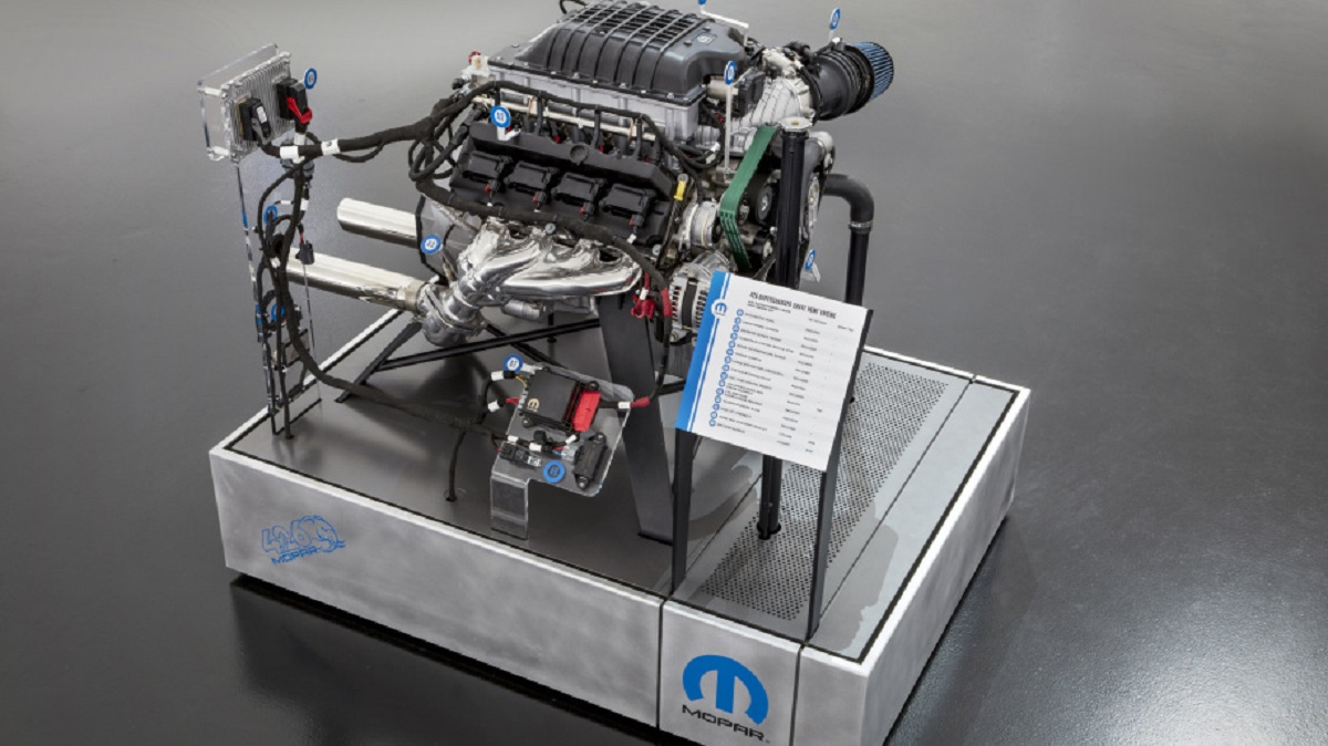 Mopar nuovo motore Hellephant
