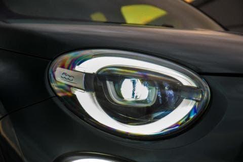 Nuova Fiat 500X Regno Unito