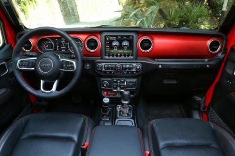 Nuova Jeep Wrangler Regno Unito