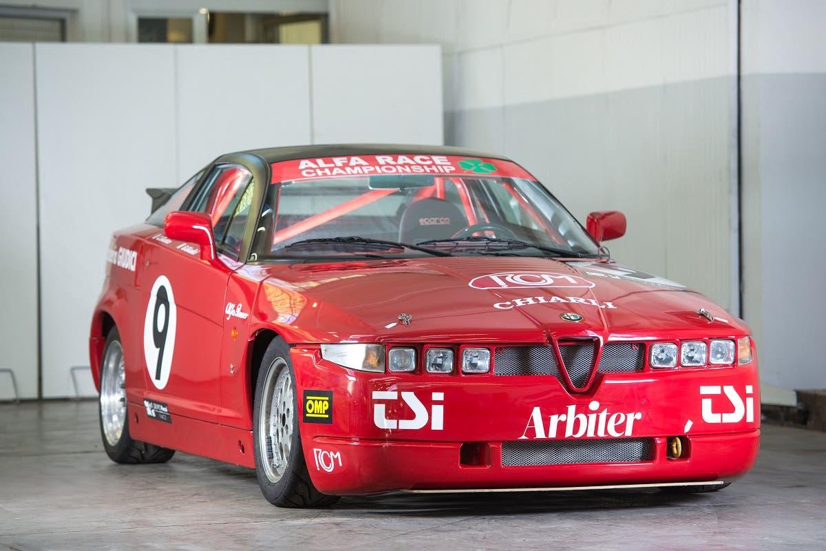 Alfa Romeo 6 auto classiche asta
