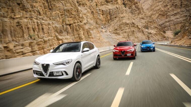 Alfa Romeo Stelvio Quadrifoglio debutto Australia