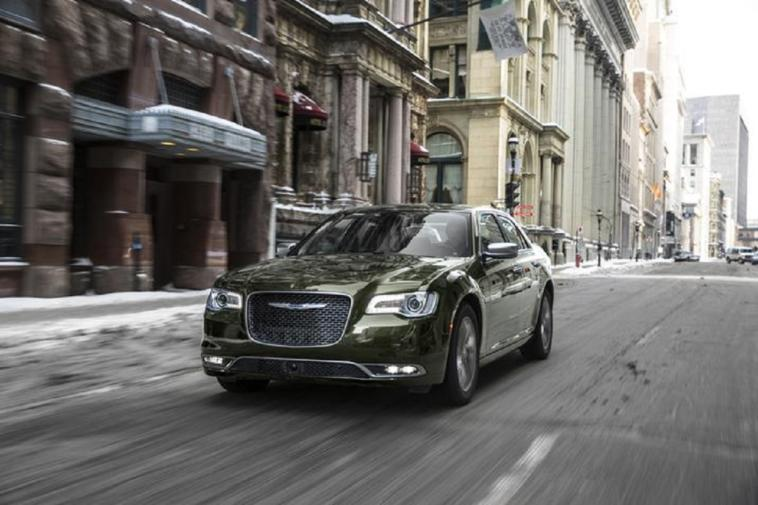 Chrysler 300 Most Wanted Large Car 2018