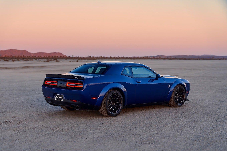 Dodge Challenger SRT Hellcat Redeye Hennessey Performance