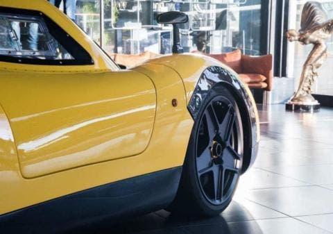 E.C. OnlyOne P8 one-off Ferrari F430 vendita