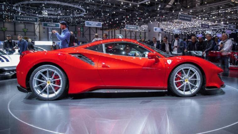 Ferrari 488 Pista Supercar of the Year 2019