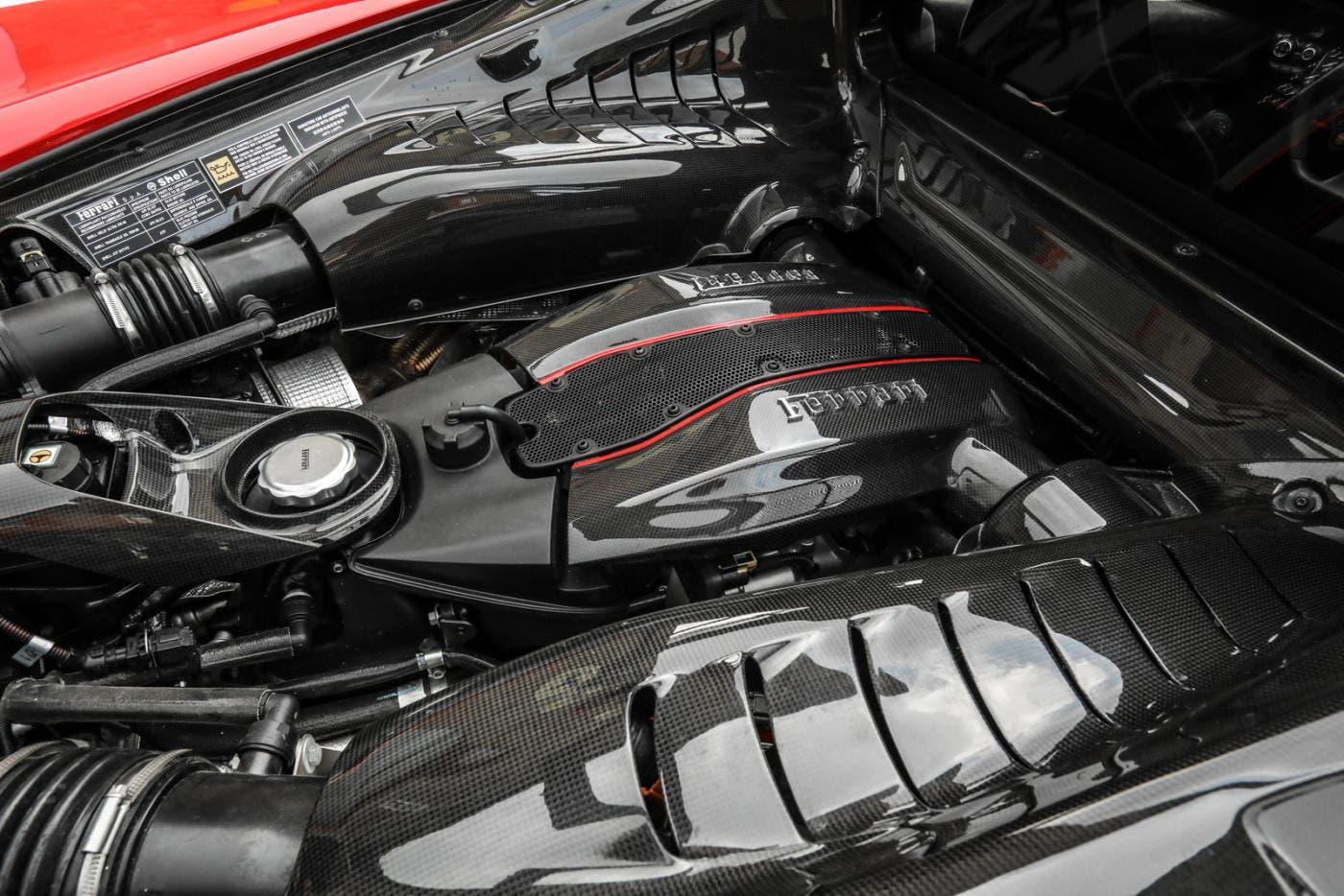Ferrari 488 Pista debutto Australia
