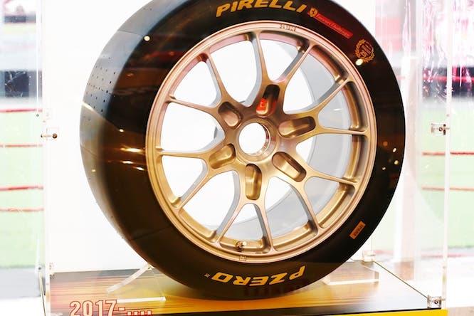 Ferrari Challenge Pirelli