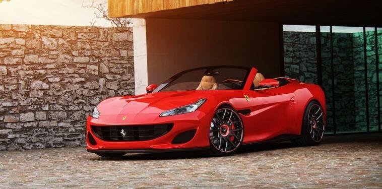 Ferrari Portofino Wheelsandmore