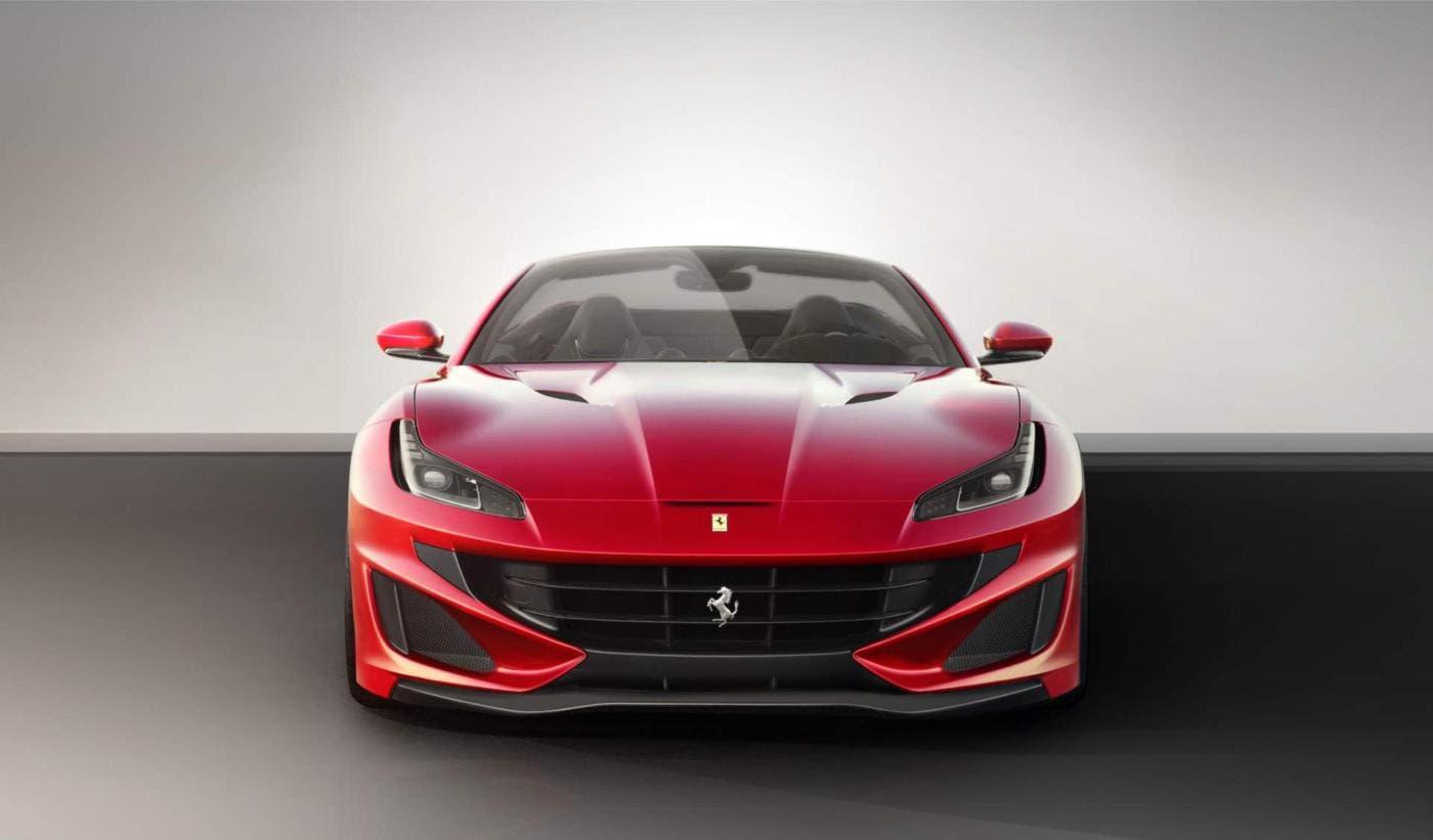 Ferrari Portofino kit Loma