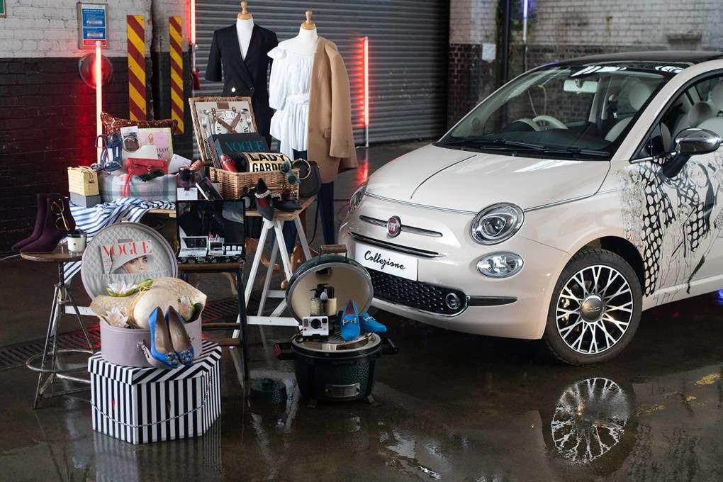 Fiat 500 Collezione Vogue