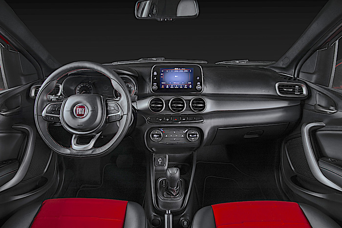 Fiat Cronos Sport Salone San Paolo 2018