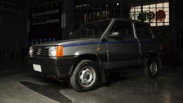 Fiat Panda 4×4 Trekking restauro