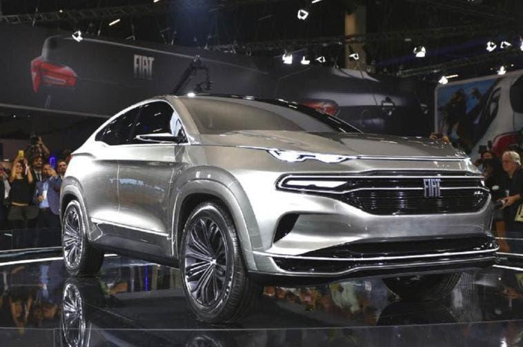Fiat concept Suv