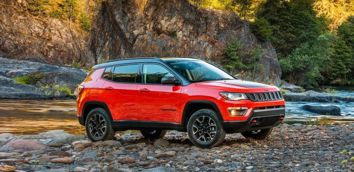 Jeep Renegade e Compass optional omaggio novembre