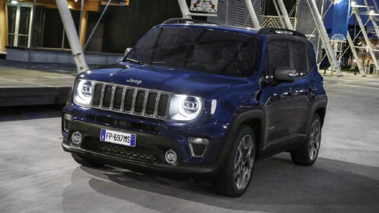 Jeep Renegade and optional tribute filed in November