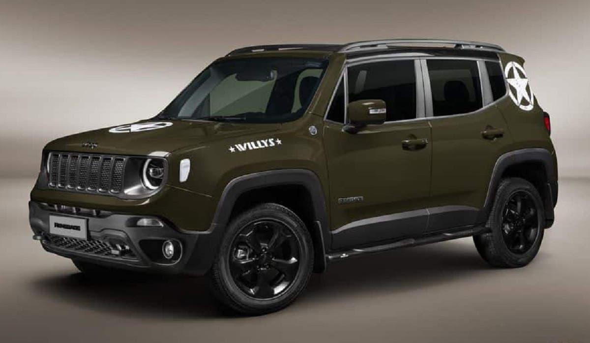Jeep presenta 4 nuove auto al Salone di San Paolo fra cui ...