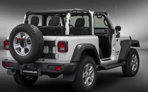 Jeep Renegade Willys, Compass S, Wrangler e Cherokee Salone San Paolo