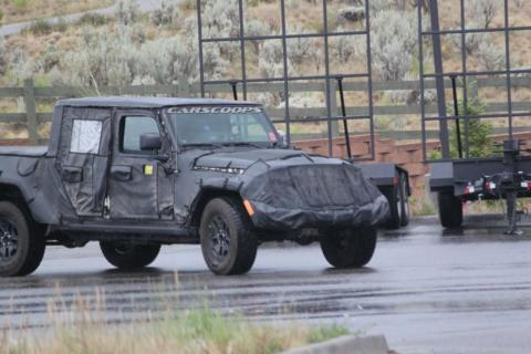 Jeep Scrambler si chiamerà Jeep Gladiator