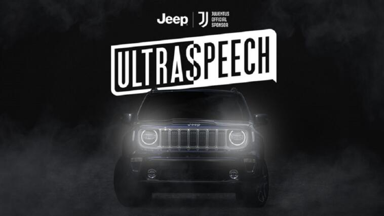Jeep Ultraspeech Juventus