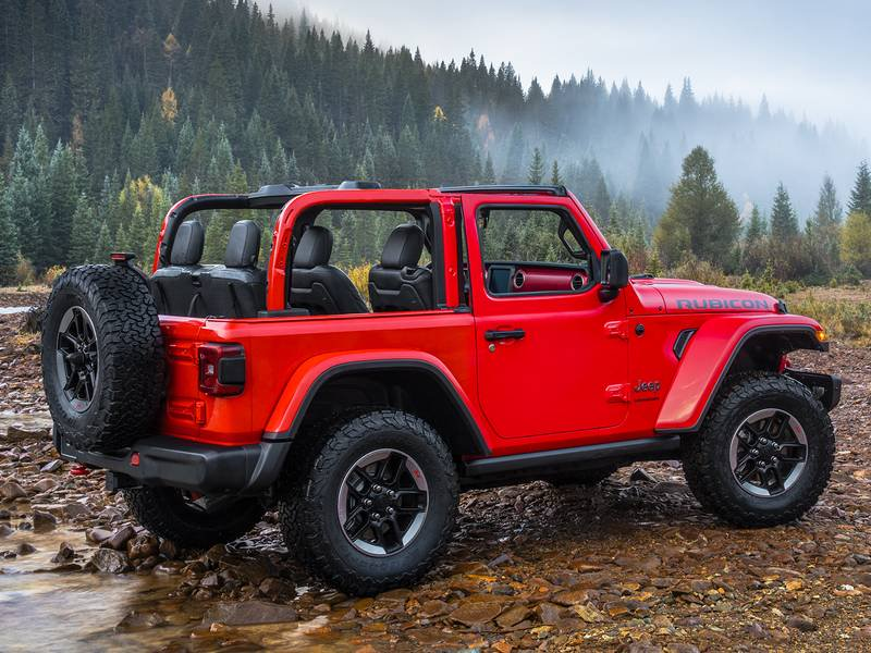 Jeep Wrangler 4×4/Suv of the Year SEMA 2018