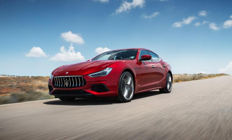 Maserati Ghibli Sport Auto AWARD 2018