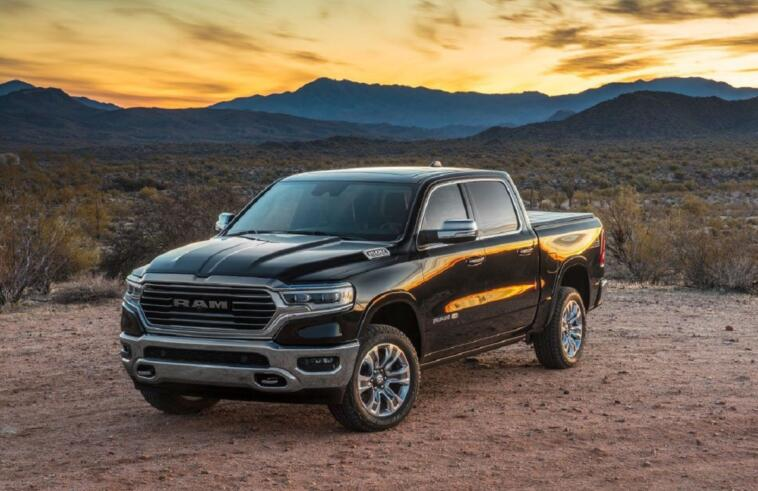 Nuovo Ram 1500 Pick-up of the Year Canada