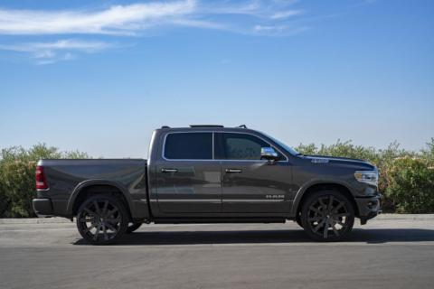 Ram 1500 2019 Shaquille O'Neal