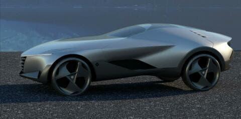 Alfa Romeo Freccia concept Montreal