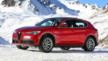 Alfa Romeo Winter Tour