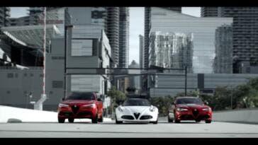 Alfa Romeo video