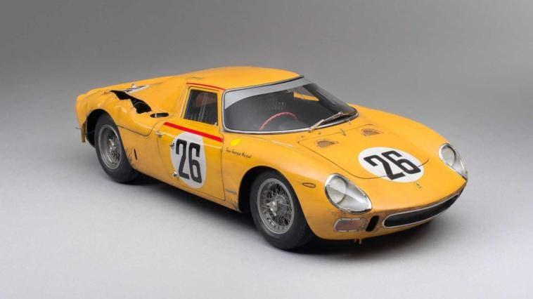 Ferrari 250 LM Amalgam modellino
