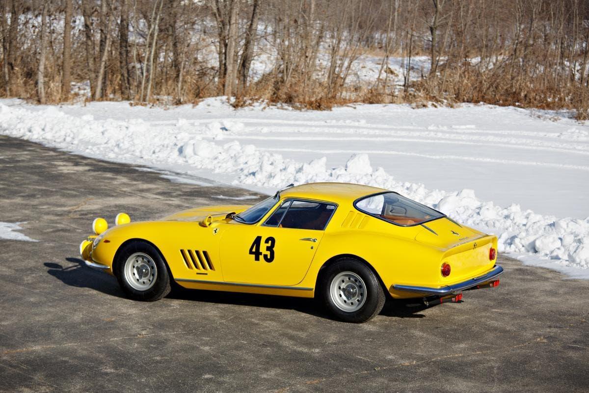 Ferrari 275 GTB prototipo 1975 asta