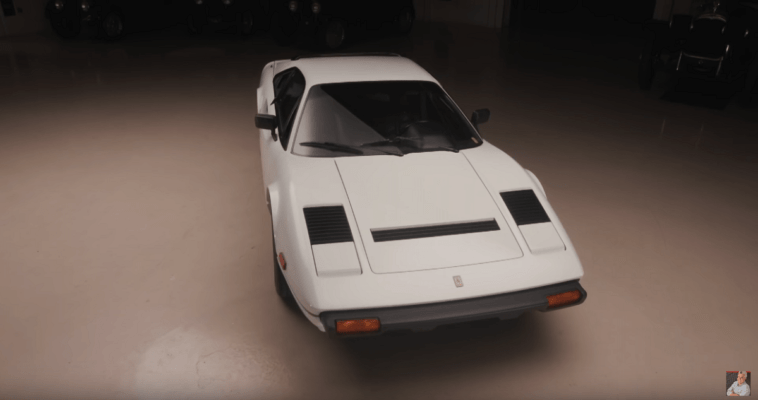 Ferrari 308 GTB esemplare 1984 video